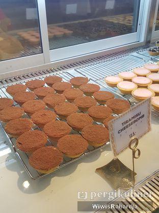 Foto review Ezo Hokkaido Cheesecake & Bakery oleh Wiwis Rahardja 6