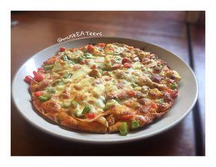 Foto 1 - Makanan(Hawaiian Pizza) di Kedai Kita oleh @muskEATeers