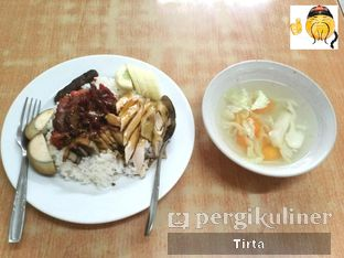 Foto 4 - Makanan(Nasi Campur) di Mie Ayam Abadi oleh Tirta Lie