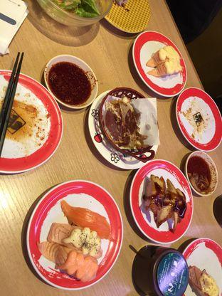 Foto 5 - Makanan di Genki Sushi oleh catharina candra
