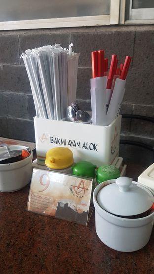 Foto 5 - Makanan di Bakmi Ayam Alok oleh Lid wen