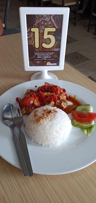 Foto review Foodpedia Dago oleh Henie Herliani 3