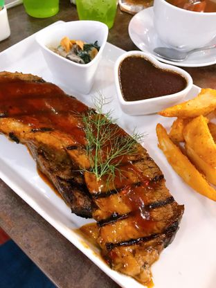 Foto 12 - Makanan di Double U Steak by Chef Widhi oleh yudistira ishak abrar