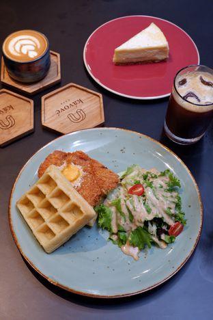 Foto 1 - Makanan di Kavove Cafe oleh yudistira ishak abrar
