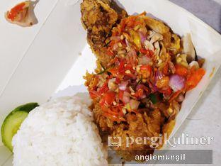 Foto 1 - Makanan di Ayam Geprek Master oleh Angie  Katarina