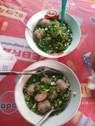 Foto Makanan di Bakwan Pak Nur Trunojoyo