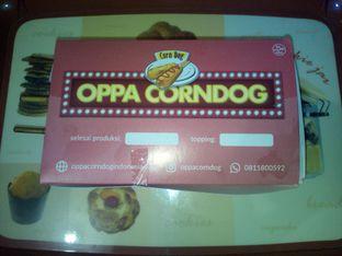 Foto 2 - Makanan di Oppa Corndog oleh @dimasaryadamara
