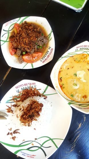 Foto - Makanan di Soto Betawi H. Mamat oleh Naomi Suryabudhi