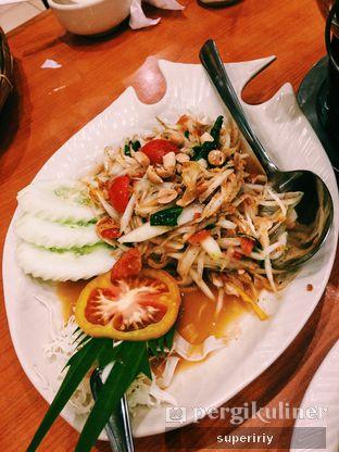 Foto 1 - Makanan(papaya salad) di Bodaeng Thai oleh @supeririy