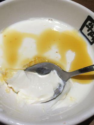 Foto 18 - Makanan(milk pudding) di Gyu Kaku oleh Elvira Sutanto