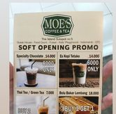 Foto di Moe's Coffee & Tea