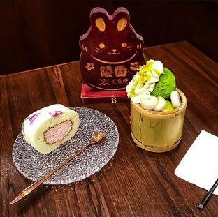 Foto 1 - Makanan di Amausaan Uji Matcha oleh deasy foodie