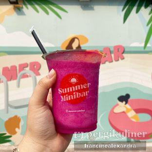 Foto review Summer Minibar oleh Francine Alexandra 1