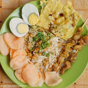 Foto review Bubur Ayam Mang H. Oyo oleh Michael |@JKTFoodFighter 1