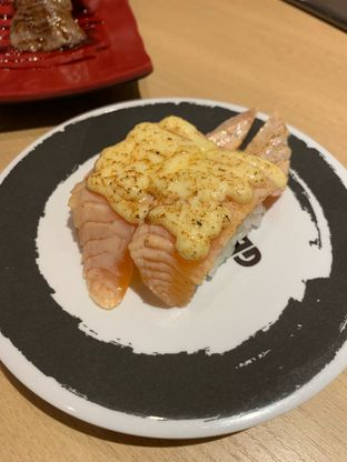 Foto 5 - Makanan di Genki Sushi oleh Wawa | IG : @foodwaw