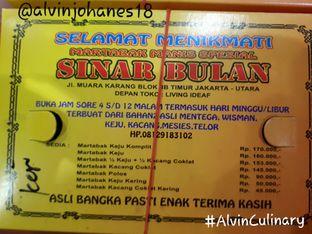 Foto review Martabak Sinar Bulan oleh Alvin Johanes 1