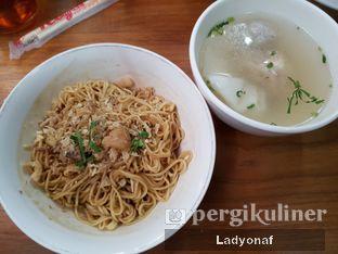 Foto 2 - Makanan di Mie E'ncek oleh Ladyonaf @placetogoandeat