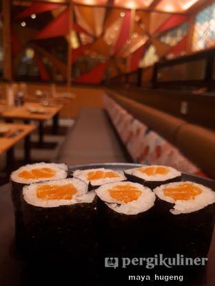 Foto 2 - Makanan di Sushi Tei oleh maya hugeng