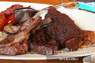 Foto 12 - Makanan(Mix Meat and Sea) di C's Steak and Seafood Restaurant - Grand Hyatt oleh UrsAndNic