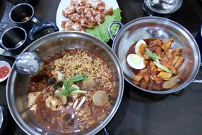 Foto Korean Food Yeongwon