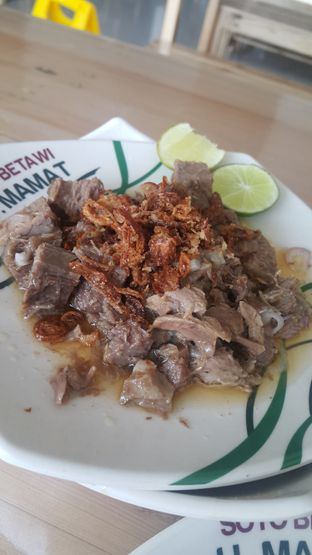 Foto 1 - Makanan di Soto Betawi H. Mamat oleh Chintya huang