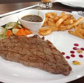 Foto Sirloin Steak di Seven to 7
