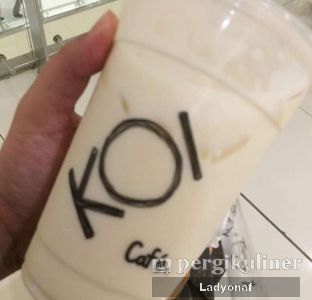 Foto 1 - Makanan di KOI Cafe oleh Ladyonaf @placetogoandeat