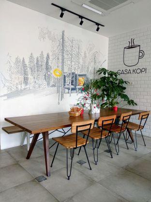 Foto 5 - Interior di Casa Kopi - Hotel Casa Living Senayan oleh Ika Nurhayati