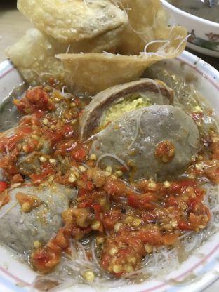 Foto 4 - Makanan di Bakso Solo Samrat oleh Novi Ps