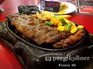 Foto 3 - Makanan di Kapten Steak oleh Fransiscus