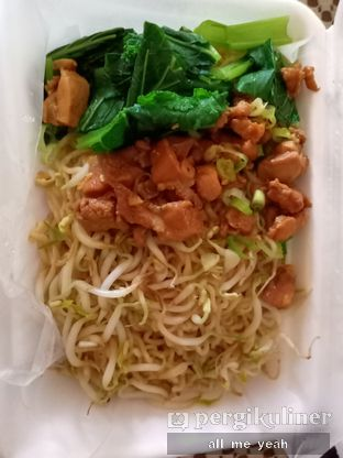 Foto review Mie Ayam Bakso Tobi oleh Gregorius Bayu Aji Wibisono 1