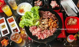 D'low Korean BBQ