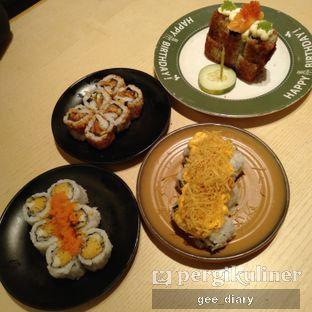 Foto 2 - Makanan di Sushi Tei oleh Genina @geeatdiary