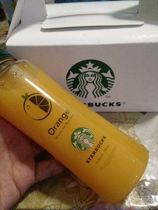Foto 1 - Makanan di Starbucks Coffee oleh Almira  Fatimah