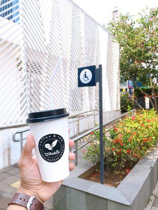 Foto review Difabis Coffee & Tea oleh yudistira ishak abrar 5