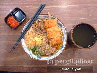 Foto review Marugame Udon oleh Han Fauziyah 1