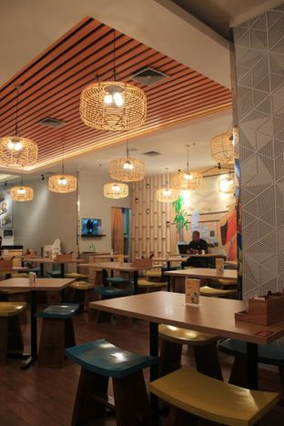 Foto 2 - Interior di Tamoya Udon oleh Prido ZH