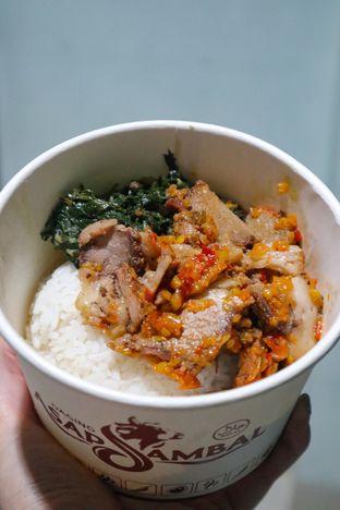 Foto 4 - Makanan di Daging Asap Sambal oleh thehandsofcuisine
