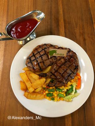 Foto 1 - Makanan di Abuba Steak oleh Alexander Michael