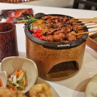 Foto 1 - Makanan(Sate ayam ponorogo) di Tesate oleh Stellachubby