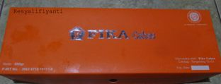 Foto 1 - Interior(seriusan aku kira ini box obat) di Fika Cakes oleh Resy Alifiyanti