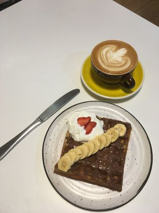 Foto 33 - Makanan di BROWNFOX Waffle & Coffee oleh Prido ZH