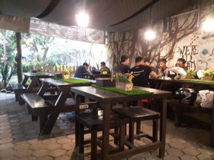 Foto 4 - Interior di North Wood Cafe oleh Bramantyo Saptian