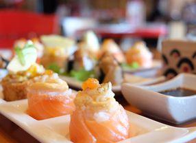 9 Sushi di Grand Indonesia dengan Kualitas Terbaik yang Diacungi Jempol
