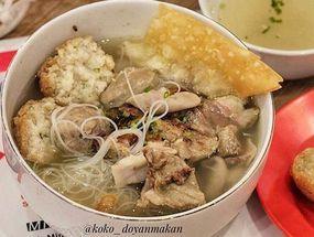 Foto Bakso Nyuk Nyang Aleang Makassar