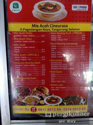 Foto review Mie Aceh Cineurasa oleh Genina @geeatdiary 2