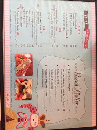 Foto 2 - Menu(Menu Makanan) di Giggle Box oleh lady natali