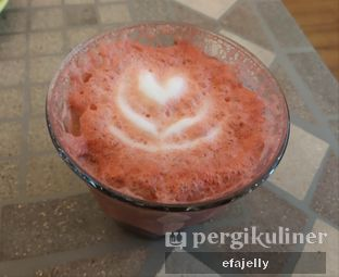 Foto 3 - Makanan(Red Latte) di Visma Coffee oleh efa yuliwati