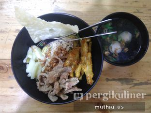 Foto review Cwie Mie 87 oleh Muthia US 1