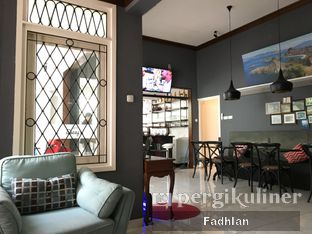 Foto 4 - Interior di Escape Coffee oleh Muhammad Fadhlan (@jktfoodseeker)